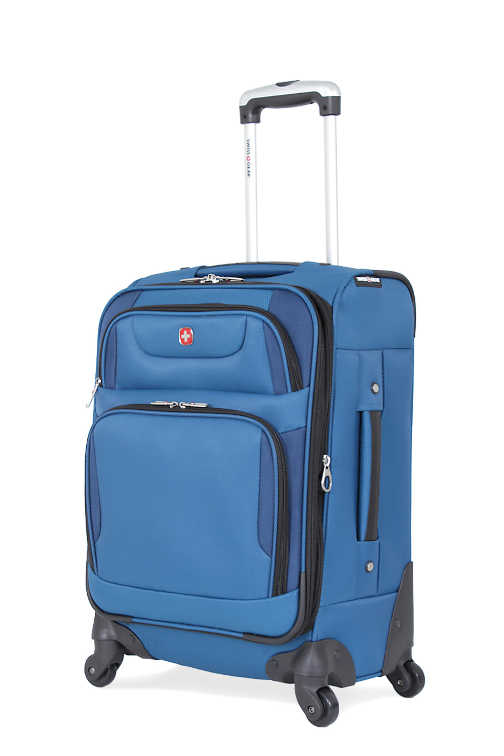 SWISSGEAR 7297 20 Expandable Carry-On Spinner Luggage