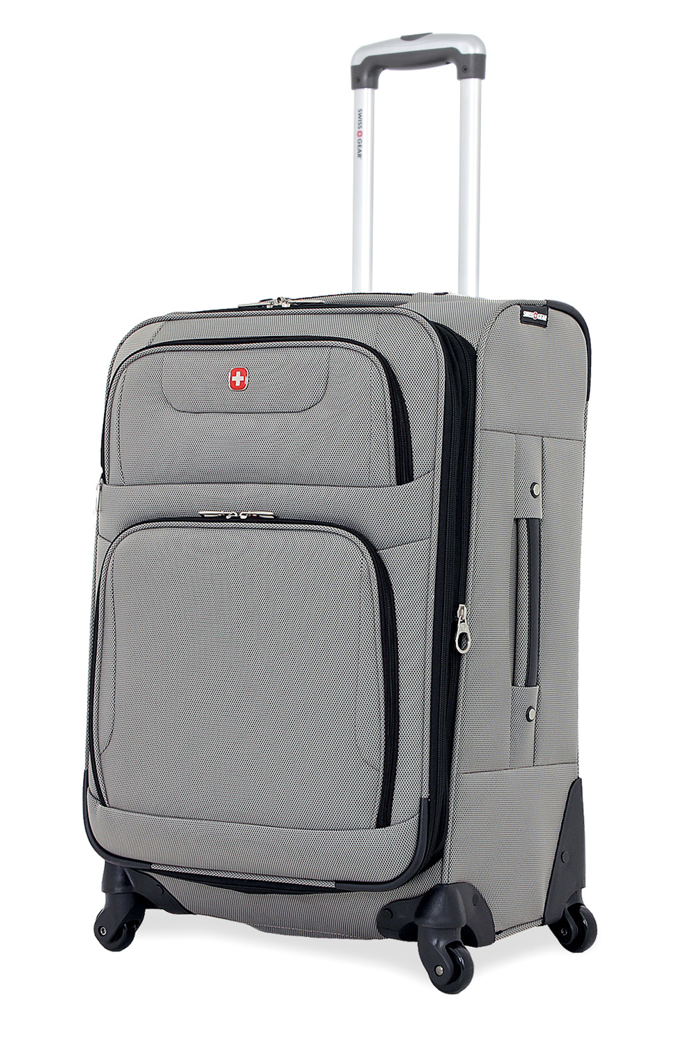 SWISSGEAR 7297 20 EXPANDABLE CARRY ON SPINNER LUGGAGE