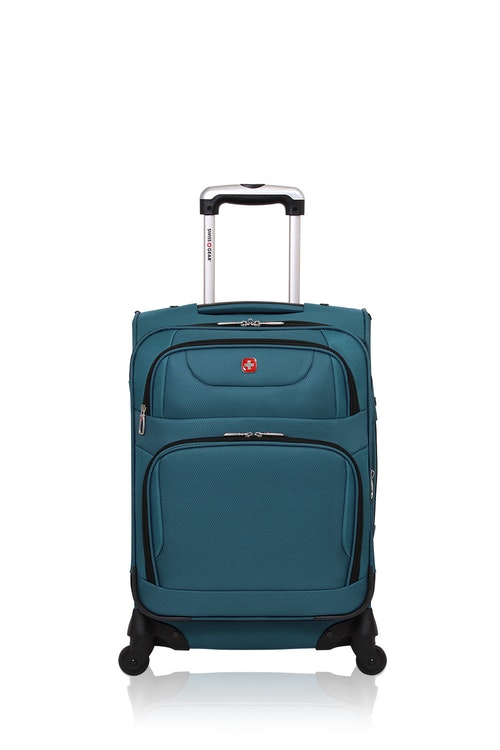 "SWISSGEAR 7297 20"" EXPANDABLE CARRY-ON SPINNER LUGGAGE A"