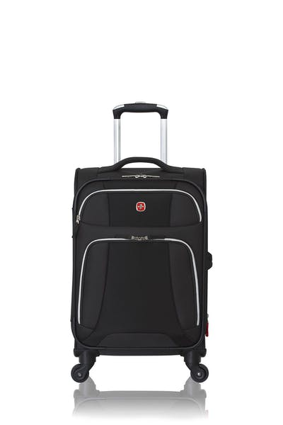 "Swissgear 7362 20"" Expandable Liteweight Carry-On Spinner Luggage"