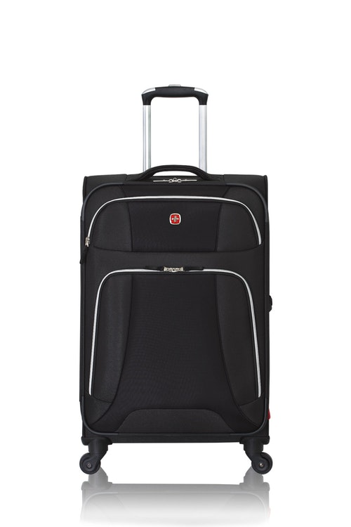 """SWISSGEAR 7362 24"""" EXPANDABLE LITEWEIGHT SPINNER LUGGAGE"""