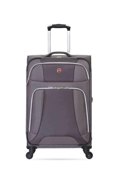 """Swissgear 7362 24.5"""" Expandable Liteweight Spinner Luggage"""