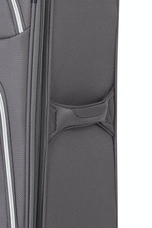 """SWISSGEAR 7362 29"""" EXPANDABLE LITEWEIGHTSPINNER LUGGAGE REINFORCED PADDED ERGONOMIC SIDE HANDLES"""