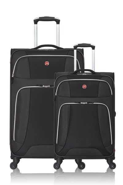 SWISSGEAR 7362 Expandable Liteweight Spinner Luggage 2pc Set