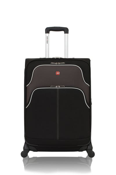 "Swissgear 7377 24"" Expandable Spinner Luggage"