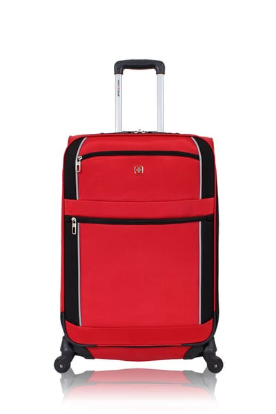 """SWISSGEAR 7378 24"""" EXPANDABLE SPINNER LUGGAGE"""