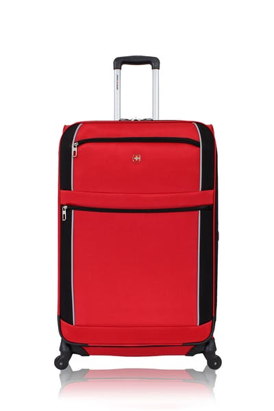 """SWISSGEAR 7378 28"""" EXPANDABLE SPINNER LUGGAGE"""