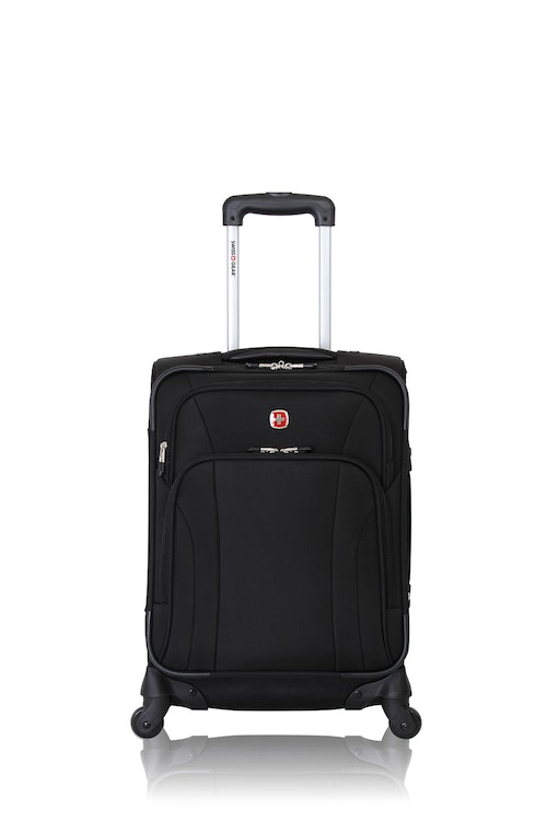 """SWISSGEAR 7387 20"""" EXPANDABLE SPINNER LUGGAGE"""