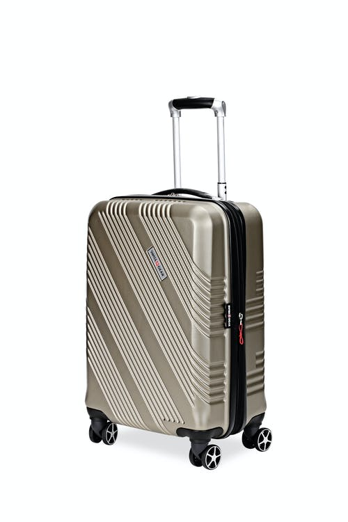 "Swissgear 7788 20"" Expandable Hardside Spinner Luggage"