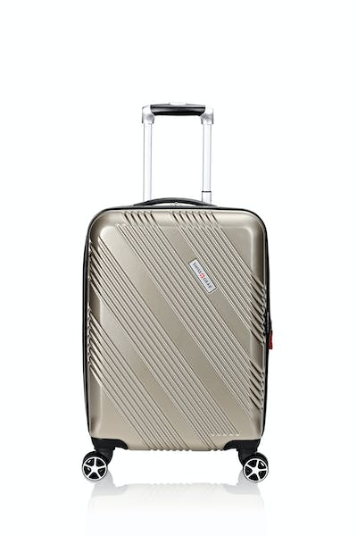 "Swissgear 7788 20"" Expandable Carry On Hardside Spinner Luggage"