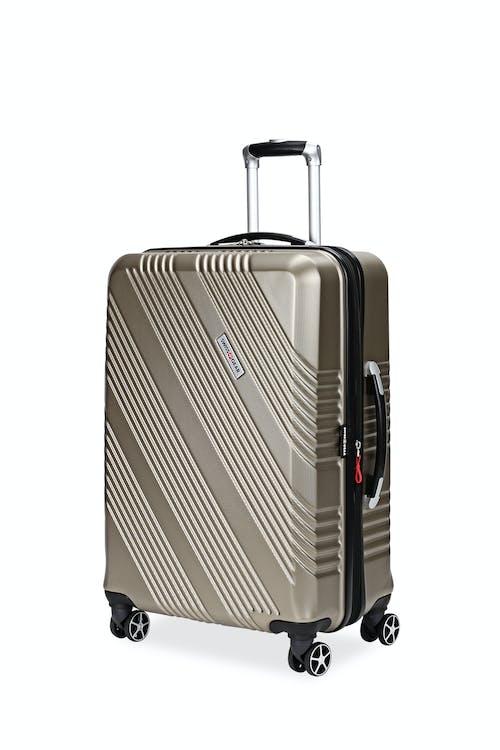 "Swissgear 7788 Expandable Hardside 24"" Spinner Luggage"