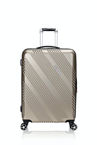 "Swissgear 7788 Expandable Hardside 24"" Spinner Luggage"