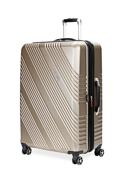 "Swissgear 7788 28"" Expandable Hardside Spinner Luggage"