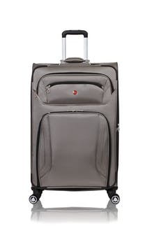 """SWISSGEAR 7895 29"""" Expandable Deluxe Spinner - Pewter Luggage"""