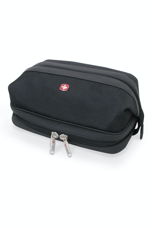 SWISSGEAR 8756 DELUXE FRAMED TOILETRY KIT