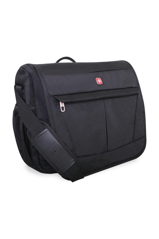 "NEW SWISS GEAR Briefcase Shoulder Bag 16/"" Laptop Business Messenger Bag Handbag"