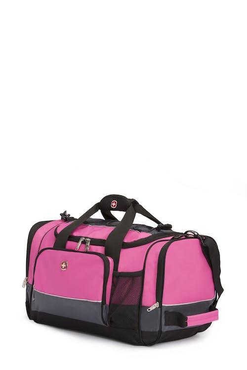 """Swissgear 9000 20"""" Apex Duffel Bag - Pink"""
