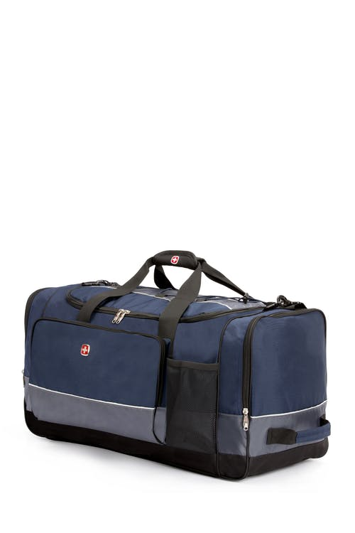 """Swissgear 9000 26"""" Apex Duffel Bag - Blue"""