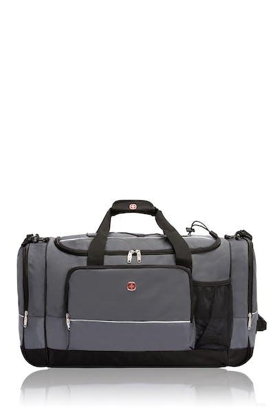 "Swissgear 9000 26"" Apex Duffel Bag - Charcoal"