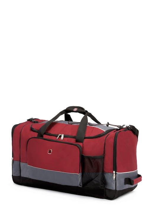"""SWISSGEAR 9000 26"""" Apex Duffel Bag - Red"""