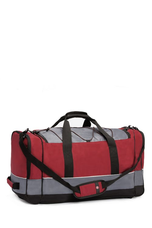 "Swissgear 9000 26"" Apex Duffel Bag Padded, detachable shoulder strap"