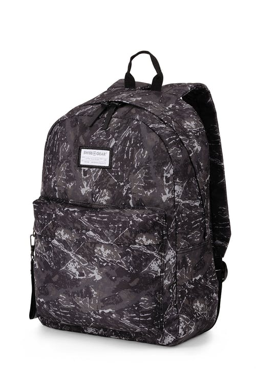 Swissgear 2819 Tablet Backpack - Ridge Black Print