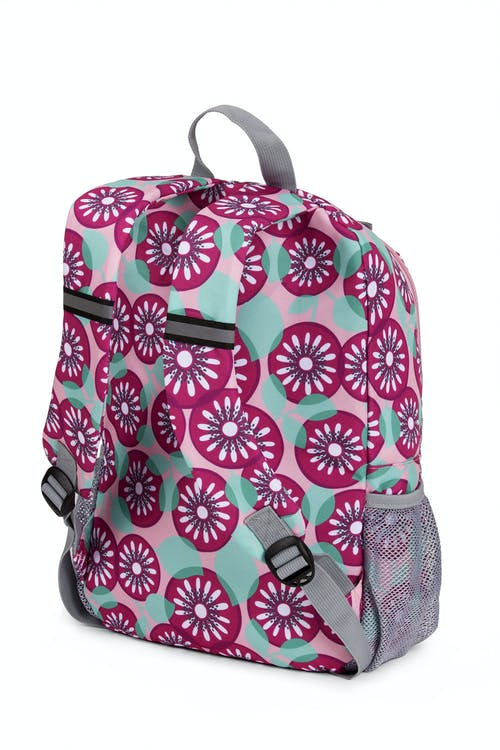 Swissgear 2859 Youth Backpack Ergonomically contoured padded shoulder straps