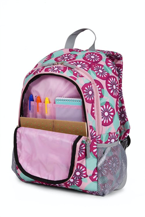 Swissgear 2859 Youth Backpack Front organizer zip compartment