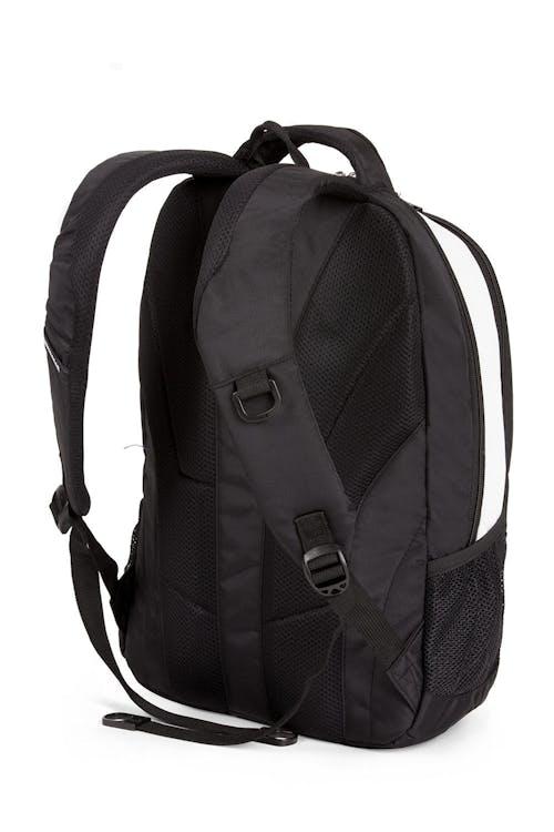 Swissgear 3101 Laptop Backpack Contoured, padded shoulder straps