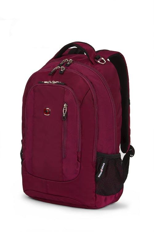 Swissgear 3101 Laptop Backpack - Wine Romance