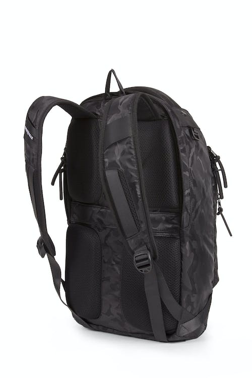 Swissgear 3592 Laptop Backpack Contoured, padded shoulder straps