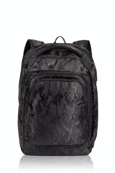 Swissgear 3592 Laptop Backpack - Black Camo