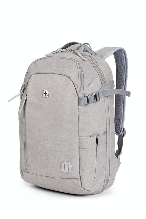 Swissgear 5337 Hybrid Backpack - Light Grey