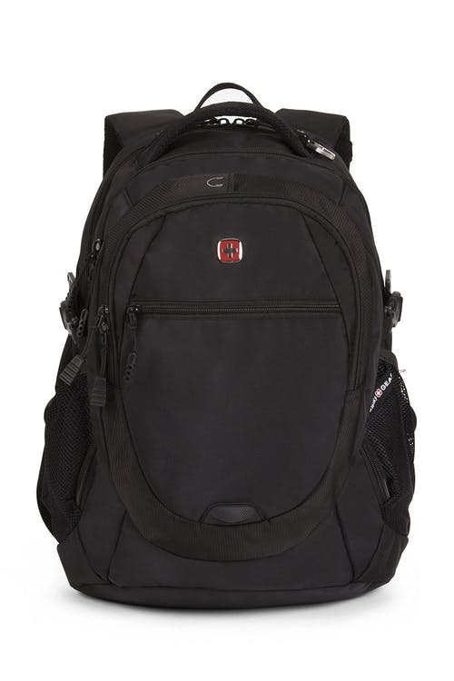 Swissgear 6655 Laptop Backpack - Quick-access, front zippered pocket