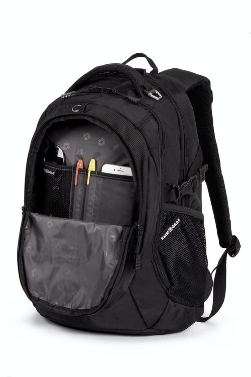 Swissgear 6655 Laptop Backpack - Organizer compartment
