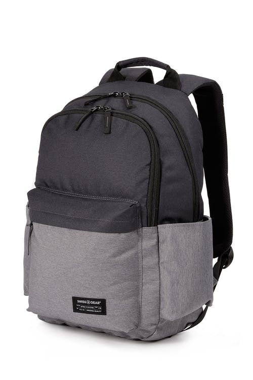 Swissgear 2789 Laptop Backpack - Black/Gray