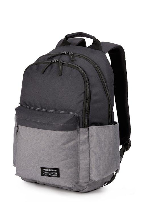 Swissgear 2789 Laptop Backpack - Black/Grey