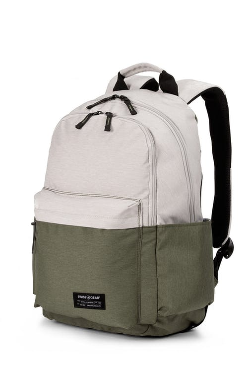 Swissgear 2789 Laptop Backpack - Ivory/Olive