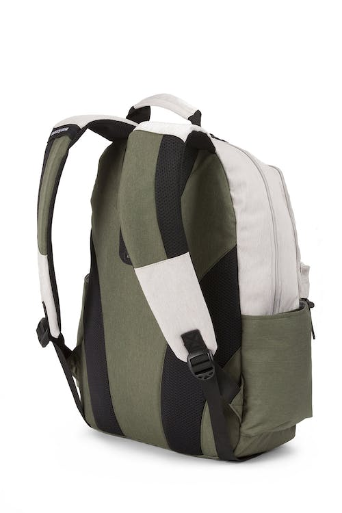 Swissgear 2789 Laptop Backpack Ergonomically contoured shoulder straps