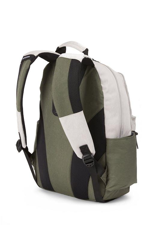 Swissgear 2789 Laptop Backpack Ergonomically contoured shoulder straps