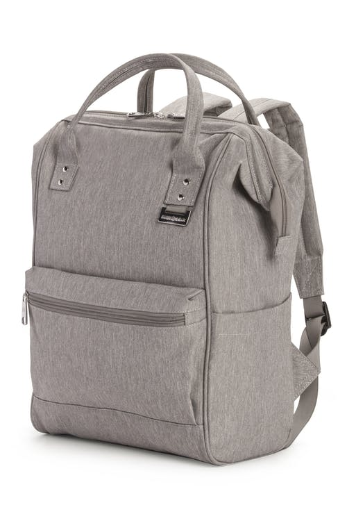 Swissgear 3576 Artz Laptop Backpack - Heather Grey