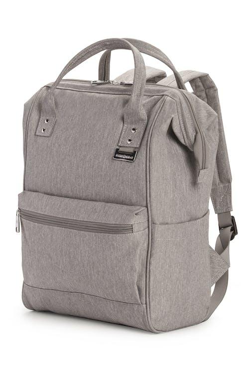 Swissgear 3576 Artz Laptop Backpack - Light Grey