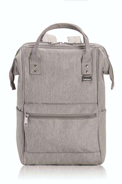 Swissgear 3576 Artz Laptop Backpack - Light Gray