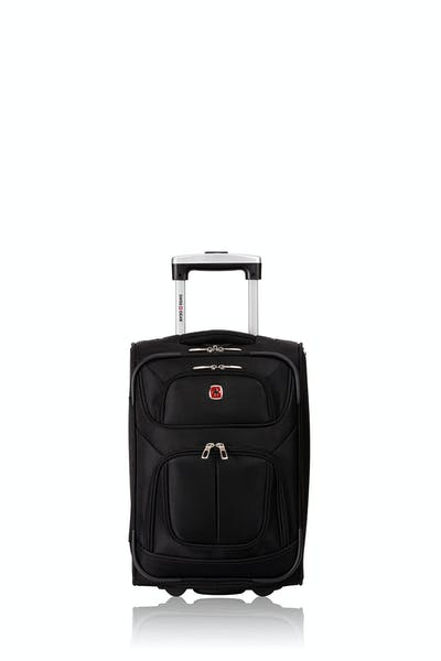 "SWISSGEAR 6283 17"" 2 Wheel Luggage - Black"