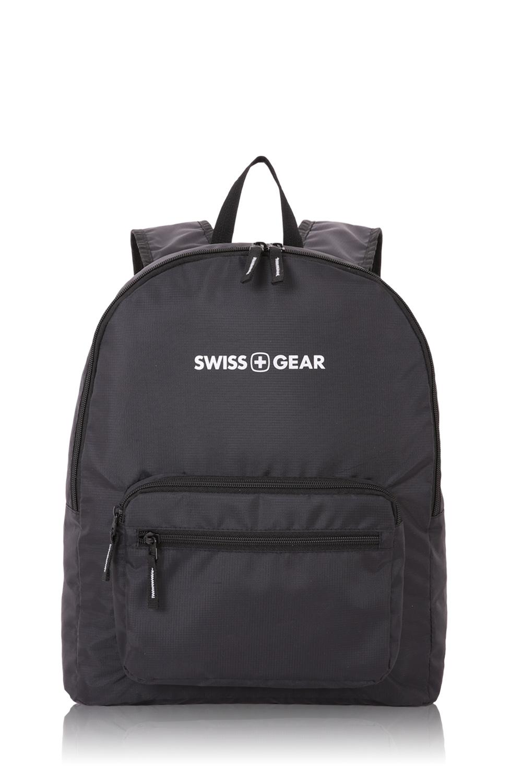 Swissgear 5675 Foldable Backpack - Black