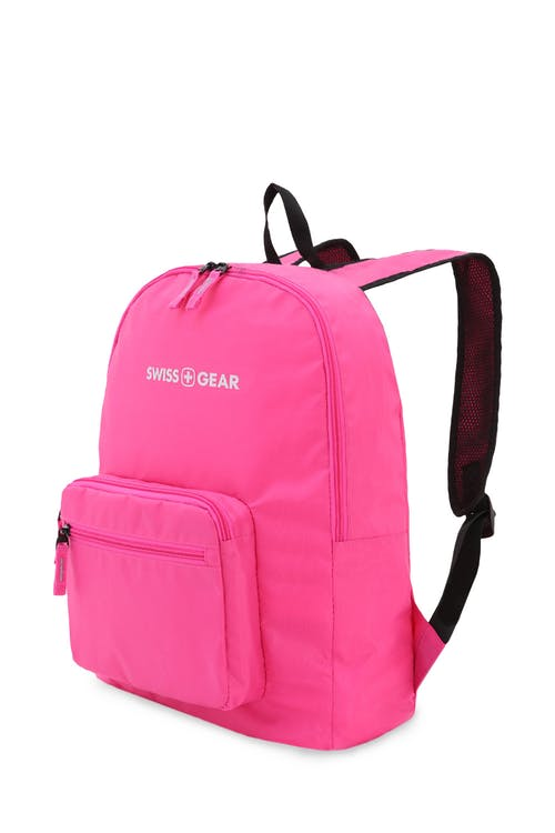 Swissgear 5675 Foldable Backpack - Pink Base