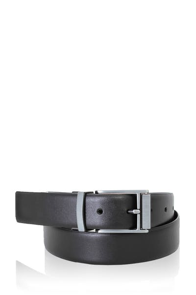 SWISSGEAR Vaud Black-Brown Reversible Belt