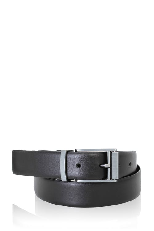 Swissgear Vaud Reversible Belt - Black-Brown
