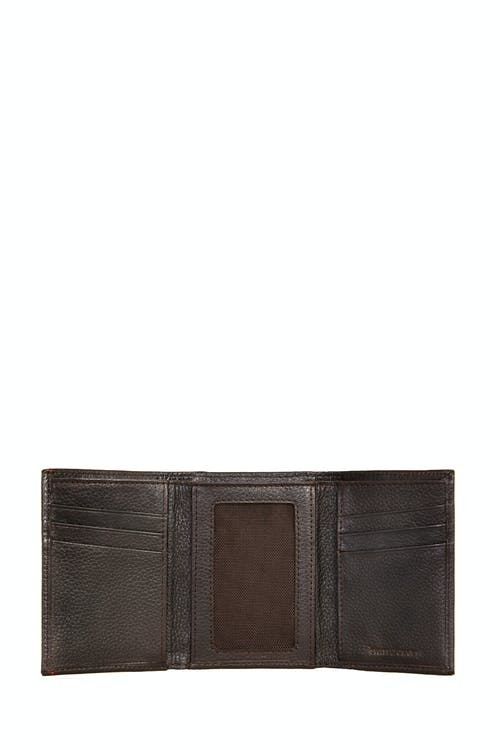 SWISSGEAR Bern Trifold Wallet - Interior