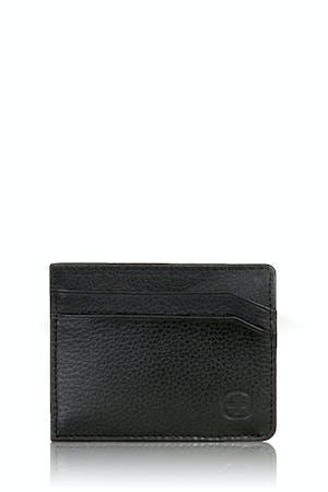 SWISSGEAR Sierre Magnetic Money Clip Card Wallet - Black